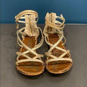 Sam Edelman girl's sandals